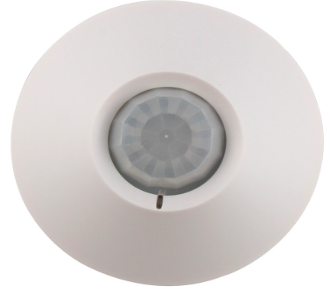 Wired PIR Detector, Wide Angle, Celling Mount, P-465