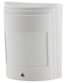 Wired PIR Detector, Dual Rectangular Sensor, P476