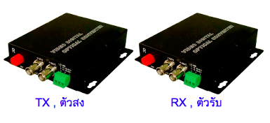 Fiber Optic Video and Audio Converter, Transmitter and Receiver, 1V1A (1CH,1 Audio), FC Connector(4)